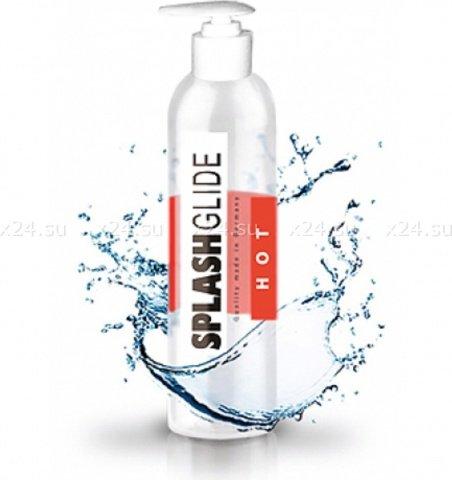 Возбуждающий любрикант на водной основе HOT stimulative 330 мл