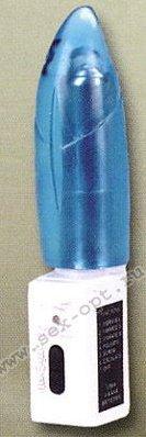 Вибратор синий