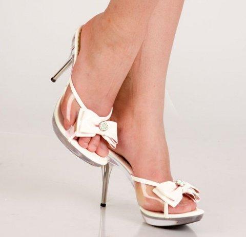 Туфли белые 37 р, фото 2
