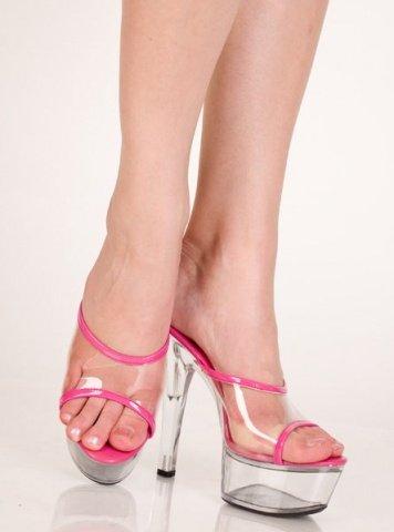 Туфли розовый 39 р