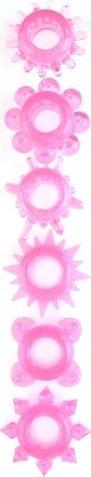 Набор колец роз, фото 2
