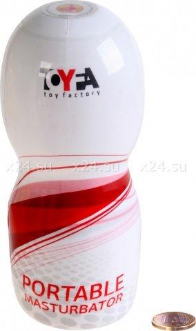 Мастурбатор (анус) в пластиковой упаковке