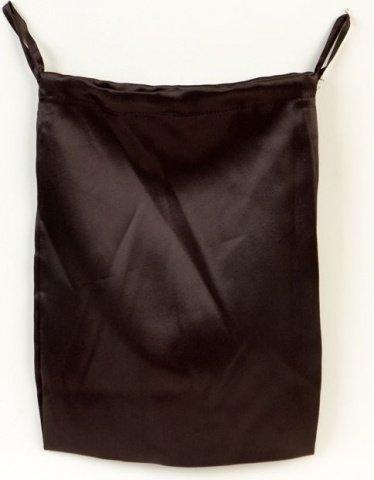 Подарочный мешок 2 шт. M черный