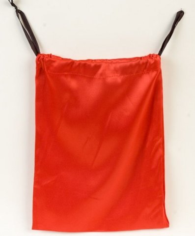 Подарочный мешок 2 шт. M крас