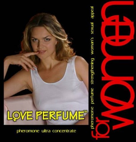Концентраты феромонов (Love Parfum) женс. 10 мл