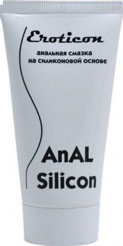Гель-смазка анальная anal silicon, 50 мл