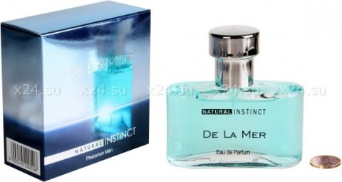 Парфюмерная вода ''Natural Instinct'' муж ''De La Mer'' 75 мл