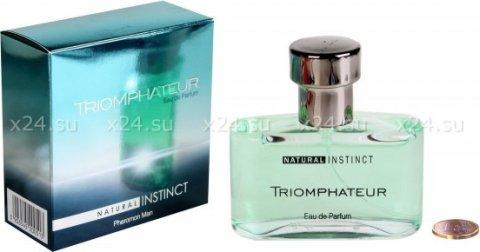 Парфюмерная вода ''Natural Instinct'' муж ''Triomphateur'' 75 мл