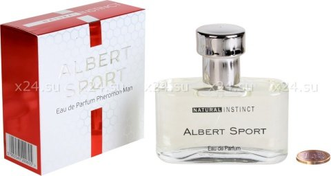 ����������� ���� ''Natural Instinct'' ��� ''Albert Sport'' 75 ��
