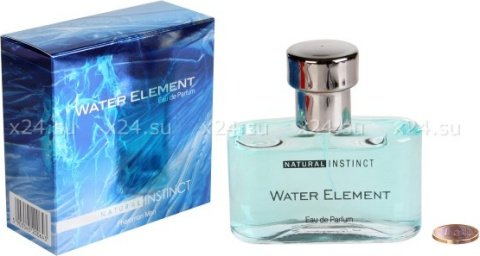Парфюмерная вода natural instinct water element 75 мл