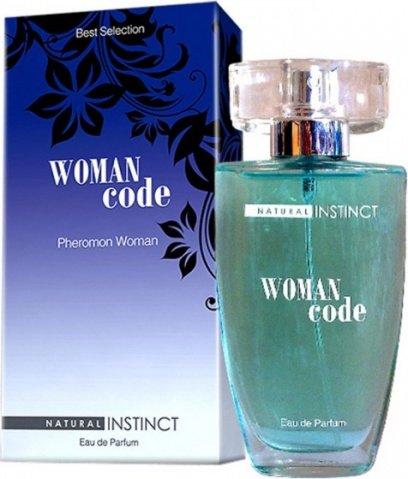 Парфюмерная вода ''n-i best selection '' ''woman code'' 50 мл, фото 2