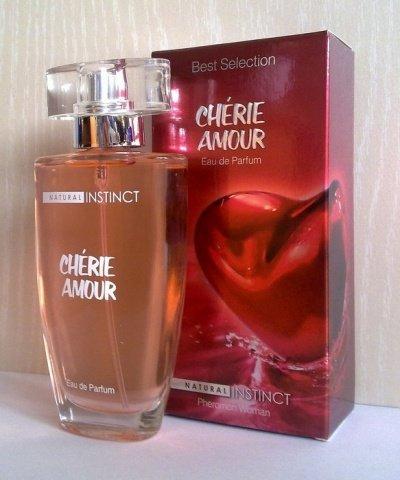 Духи cherie amour natural instinct женские 50 мл