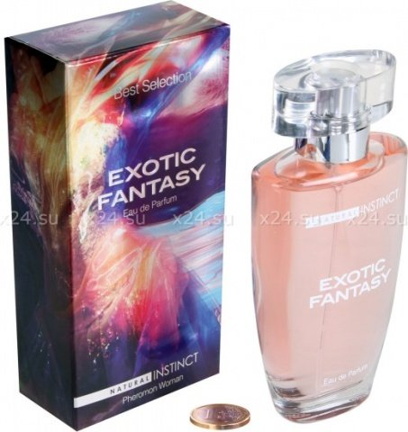 Парфюмерная вода ''n-i best selection ''exotic fantasy'' 50 мл