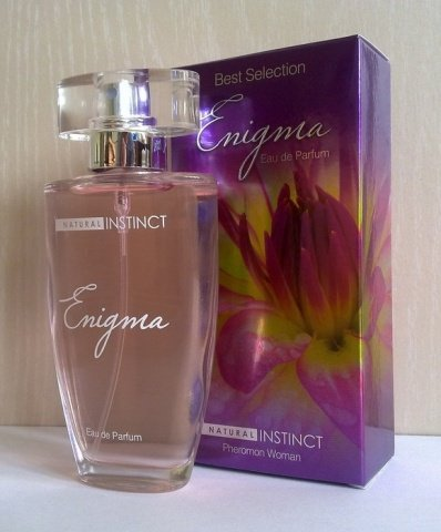 Парфюмерная вода ''n-i best selection ''enigma'' 50 мл