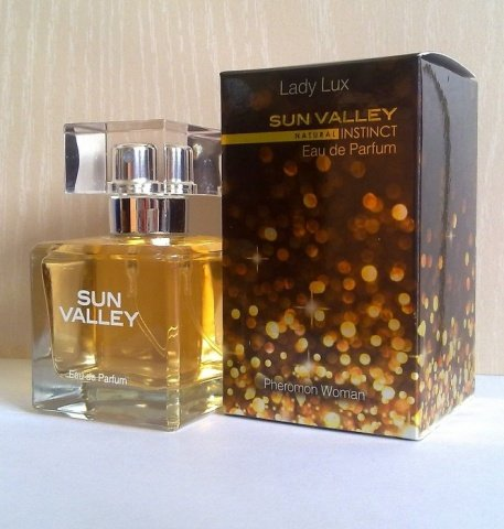 Духи sun valley lady lux natural instinct женские 50 мл
