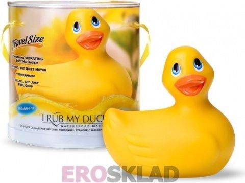 Вибратор утенок I Rub My Duckie travelsize, фото 4