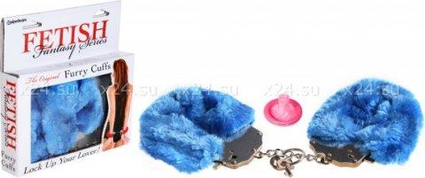 Наручники синие, фото 4