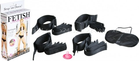 Набор для связывания Beginner's Cuff Tie Set, фото 4