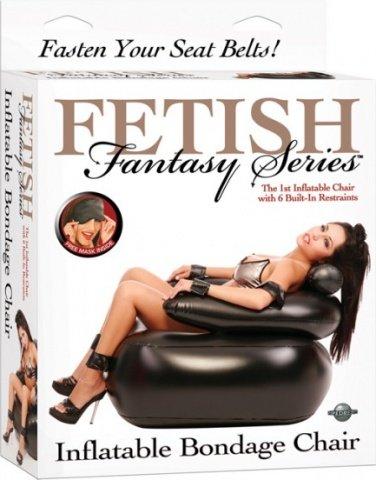 Надувное секс-кресло Fetish Fantasy, фото 2