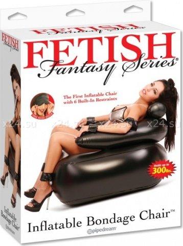 Надувное секс-кресло Fetish Fantasy, фото 5