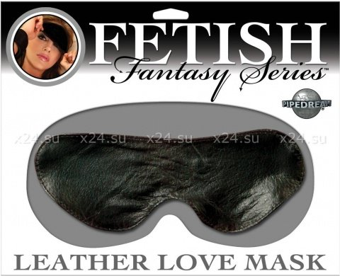 ������� ����� �� ����� Leather Love Mask