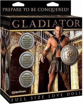 Кукла реалистичная gladiator