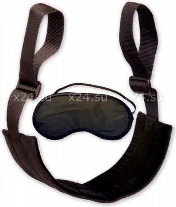 Набор Do It Doggie Harness: поддержка для бедер и маска