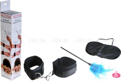 Набор для фетиша Sensual Seduction Kit, фото 4