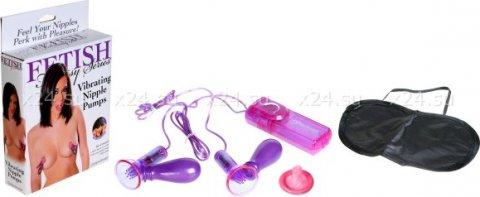 Вибропомпа на соски vibrating nipple pumps, фото 2