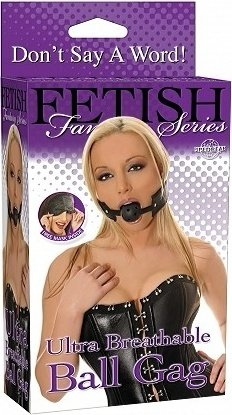 ������� ����-����� Deluxe Breathable Ball Gag �� ����������� ��������
