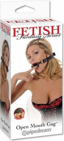 Открытый кляп open mouth gag, фото 3