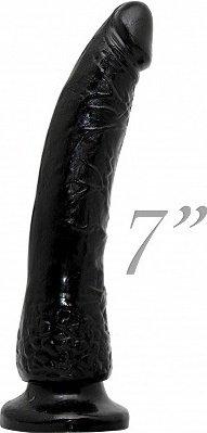 Страп-он женский 19 см на трусах-корсете, черн., fetish fantasy series, фото 3