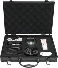 Набор для электростимуляции эрогенных зон Deluxe Shook Therapy
