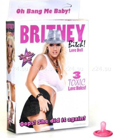 Кукла Бритни с тремя отверстиями, фото 3