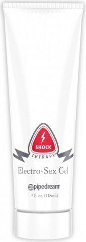 Токопроводящий гель для шокотерапии Shock Therapy Electro-Sex Gel