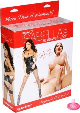 Кукла-транс Изабела, фото 2