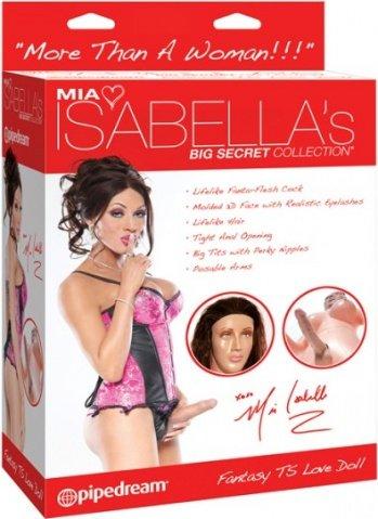 Кукла-транс Изабела, фото 4
