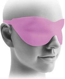 Фаллоимитатор 7 розовый, силикон + маска + смазка 19 см, фото 3