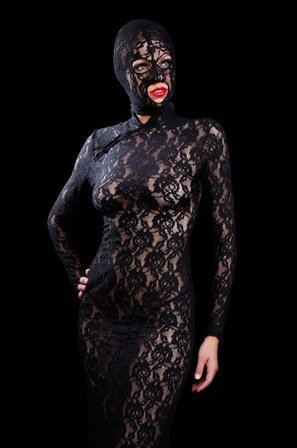 Комплект Кружево Позора /Lace Disgrace, фото 2