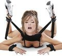 Поддержка для сексуальных поз Position Master with Cuffs - Секс-шоп Мир Оргазма