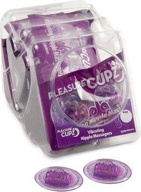Вибро-присоски на грудь Pleasure Cupz, фото 2