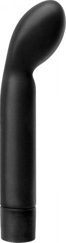Анальный вибростимулятор. Рабочая зон: 12 см, диам 2,5 см, фото 3