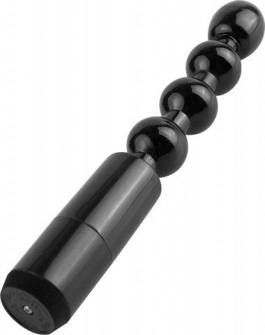 Анальный вибростимулятор елочка. Рабочая зон: 13,5, см, диам 2,5 см, фото 5