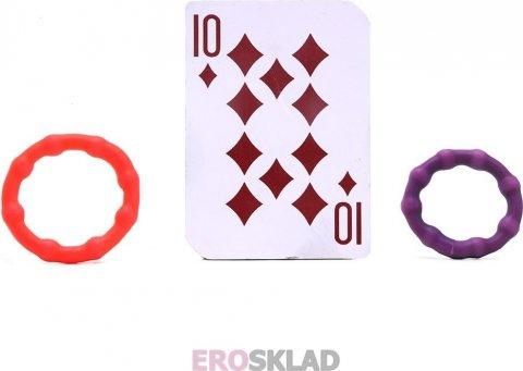 Эрекционные кольца TLC A Real Cock Ring, фото 4