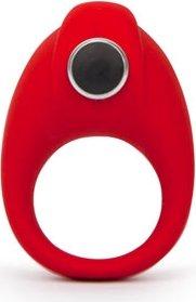 Эрекционное кольцо с вибропулей TLC Buldge Vibrating Silicone Cock Ring