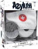 Набор доктора Asylum: шапочка, отражатель и эластичная фиксация - Секс-шоп Мир Оргазма