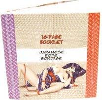 Фиксации Japanese Silk Love Rope, 5 м, красные, фото 2
