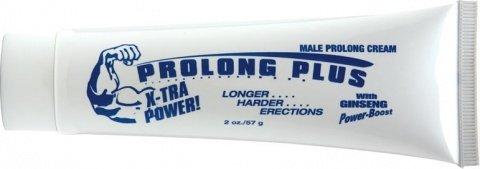 Крем-пролонгатор Prolong Plus with Ginseng Power-Boost, 57 гр