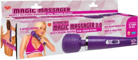 Массажер TLC Rechargeable Magic Massager 2.0