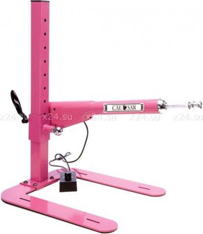 Любовная машина caesar love machine, розовая